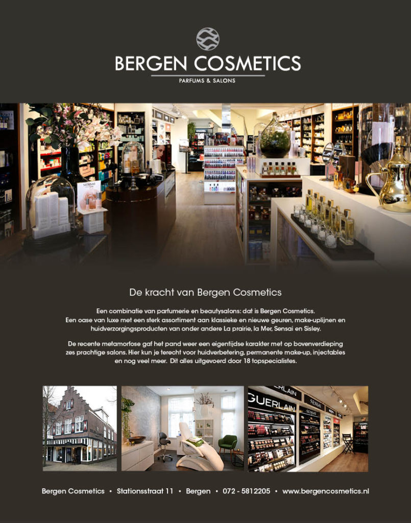Bergen Cosmetics M34